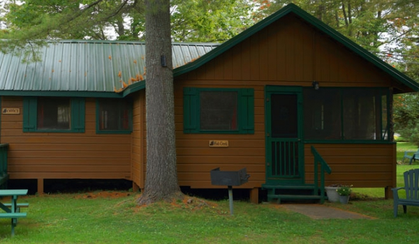 Rustic beach cottages to rent for your adirondack vacation Cottages of camp creek